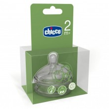 Chicco Tetina anticolici STEP UP 2 flux rapid
