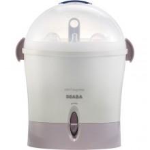Sterilizator electric biberoane 6 minute Beaba