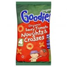 Goodies Snack ECO cu rosii fara gluten 4 x15 g
