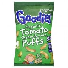 Goodies Snack eco porumb rosii branza 4 x 15g
