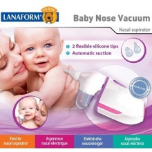 Lanaform Aspirator nazal electric Baby Nose Vacuum