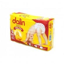 Dalin scutece maxi 7-18kg 42buc