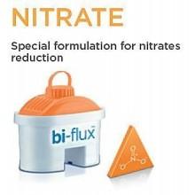 Cartuse filtrante Laica Bi-Flux NITRATE pentru nitrati 3 buc