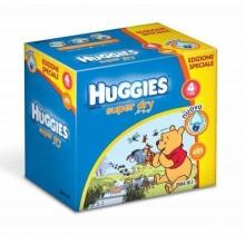 Scutece HUGGIES Nr 4 (7-14kg) 111 buc